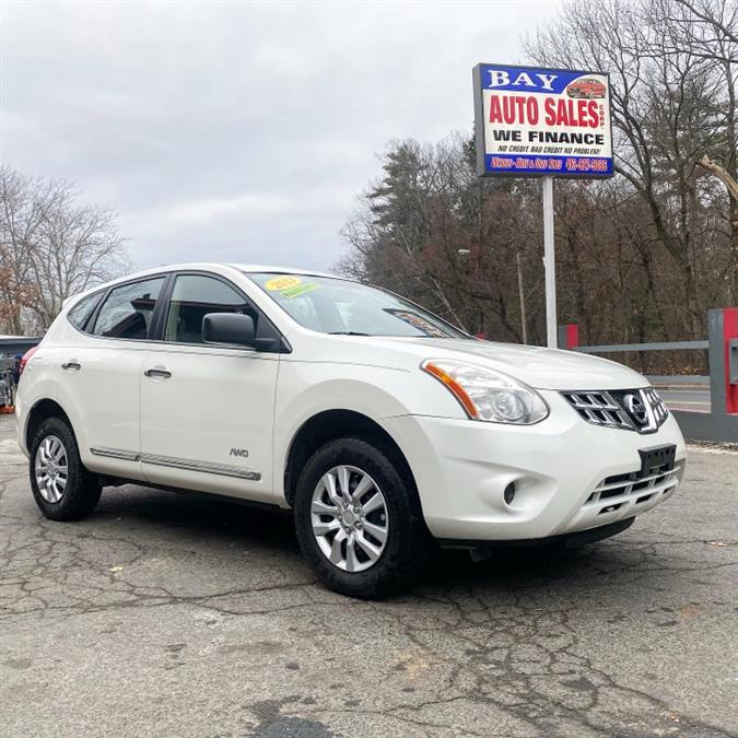 Used 2013 Nissan Rogue in Springfield, Massachusetts | Bay Auto Sales Corp. Springfield, Massachusetts