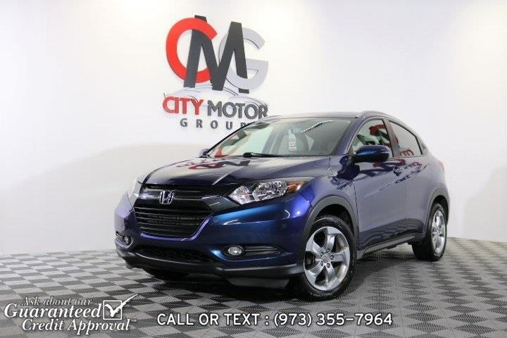 Used 2017 Honda Hr-v in Haskell, New Jersey | City Motor Group Inc.. Haskell, New Jersey