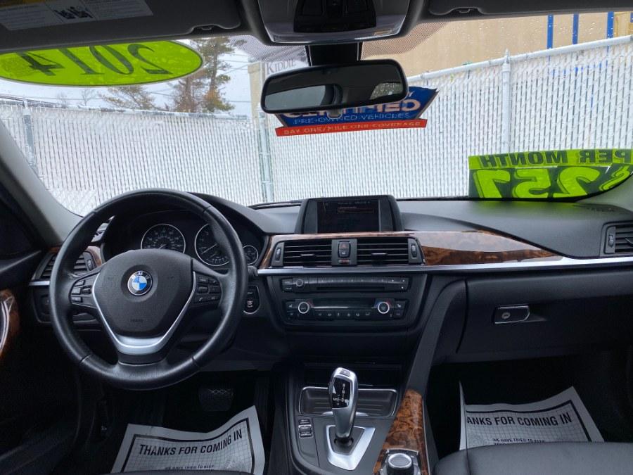 Used BMW 3 Series 4dr Sdn 328i xDrive AWD SULEV 2014 | Carmatch NY. Bayshore, New York