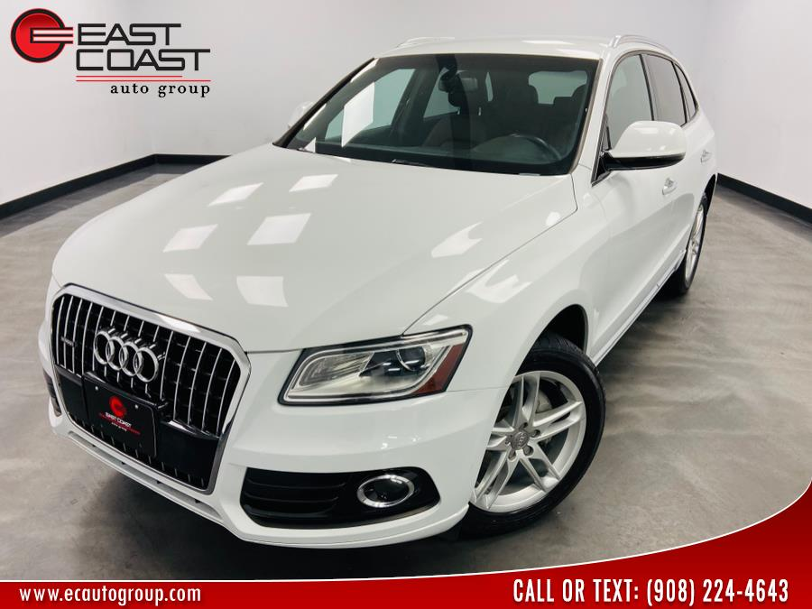 Used 2015 Audi Q5 in Linden, New Jersey | East Coast Auto Group. Linden, New Jersey