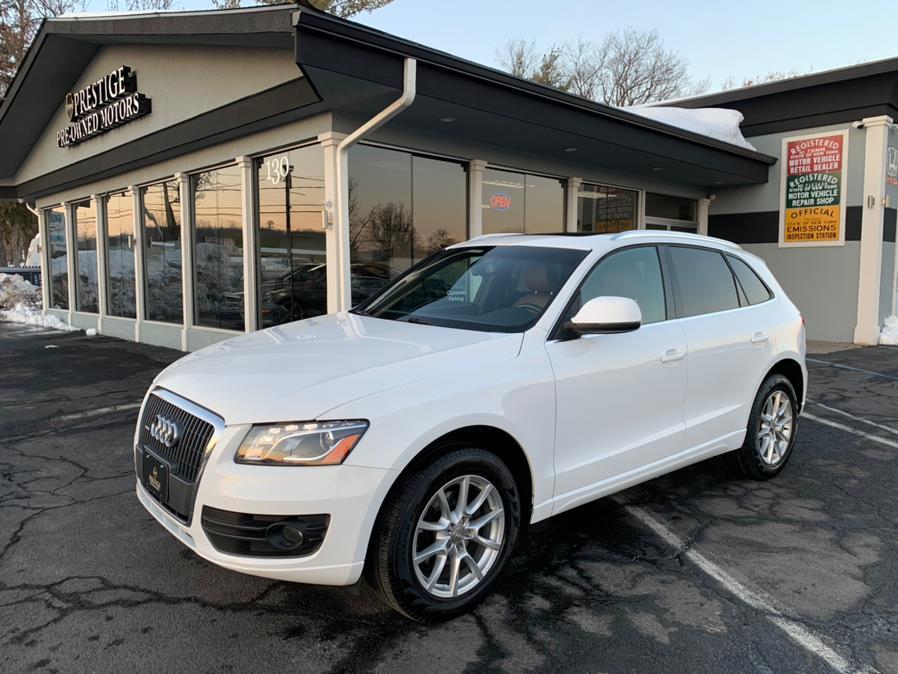 Used Audi Q5 quattro 4dr 2.0T Premium Plus 2012 | Prestige Pre-Owned Motors Inc. New Windsor, New York