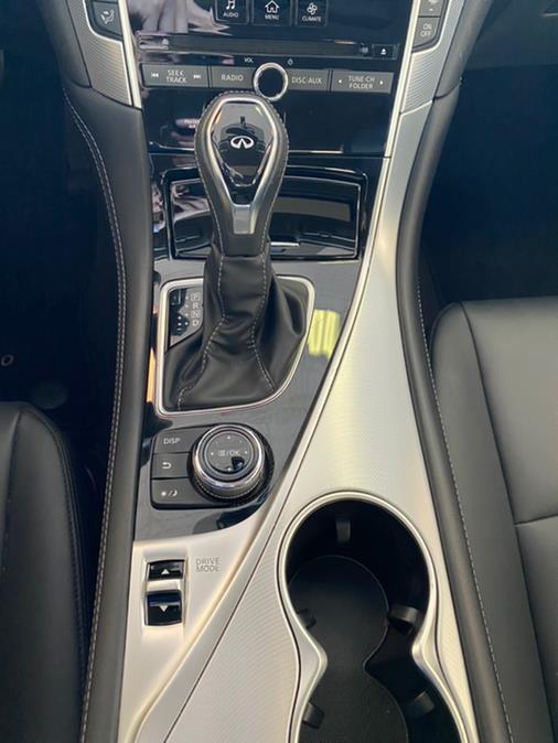 Used INFINITI Q50 3.0t LUXE AWD 2020 | Autovanta. Massapequa Park, New York