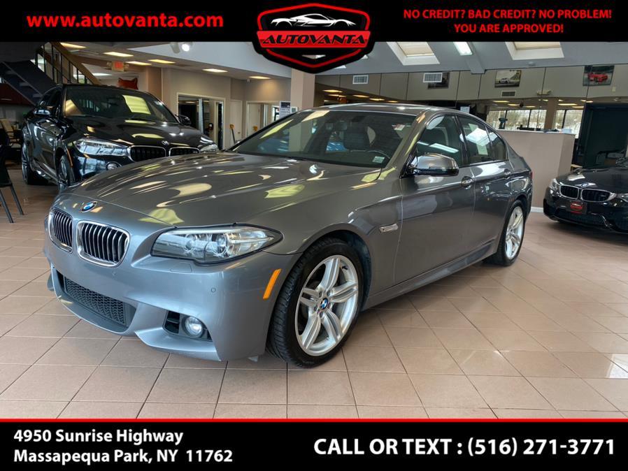 Used 2016 BMW 5 Series in Massapequa Park, New York | Autovanta. Massapequa Park, New York