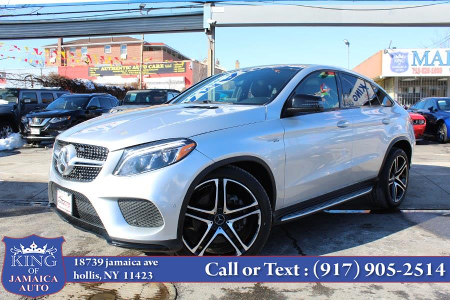 Used Mercedes-Benz GLE AMG GLE 43 4MATIC Coupe 2018 | King of Jamaica Auto Inc. Hollis, New York