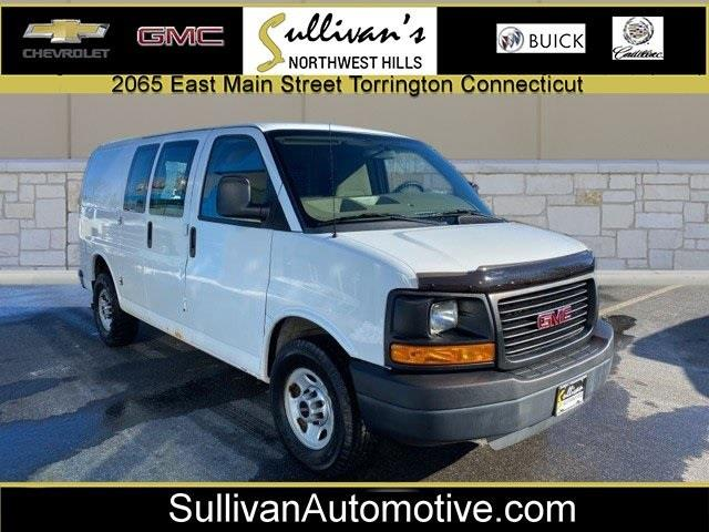 Used 2010 GMC Savana 2500 in Avon, Connecticut | Sullivan Automotive Group. Avon, Connecticut