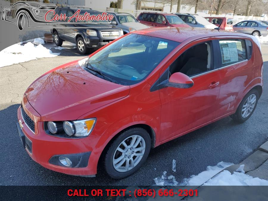 Used 2012 Chevrolet Sonic in Delran, New Jersey | Carr Automotive. Delran, New Jersey