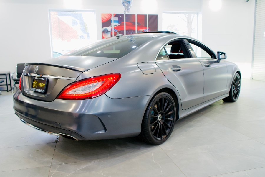 Used Mercedes-Benz CLS CLS 550 Coupe 2017 | C Rich Cars. Franklin Square, New York
