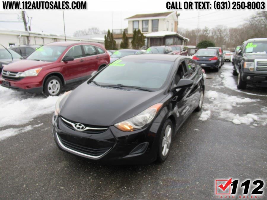 Used Hyundai Elantra 4dr Sdn Auto GLS *Ltd Avail* 2011 | 112 Auto Sales. Patchogue, New York