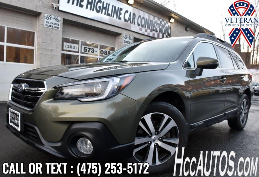 Used 2018 Subaru Outback in Waterbury, Connecticut | Highline Car Connection. Waterbury, Connecticut