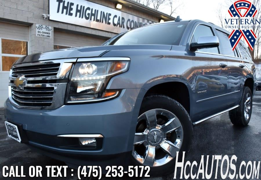 Used 2015 Chevrolet Tahoe in Waterbury, Connecticut | Highline Car Connection. Waterbury, Connecticut