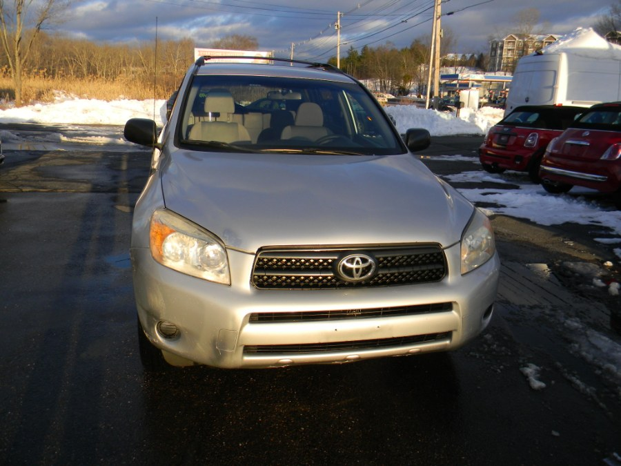 Used Toyota RAV4 4dr Base 4-cyl 4WD 2006 | M&M Vehicles Inc dba Central Motors. Southborough, Massachusetts