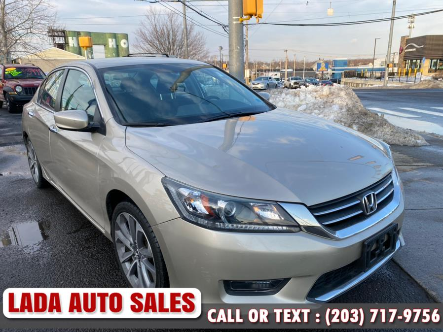 Used 2015 Honda Accord Sedan in Bridgeport, Connecticut | Lada Auto Sales. Bridgeport, Connecticut