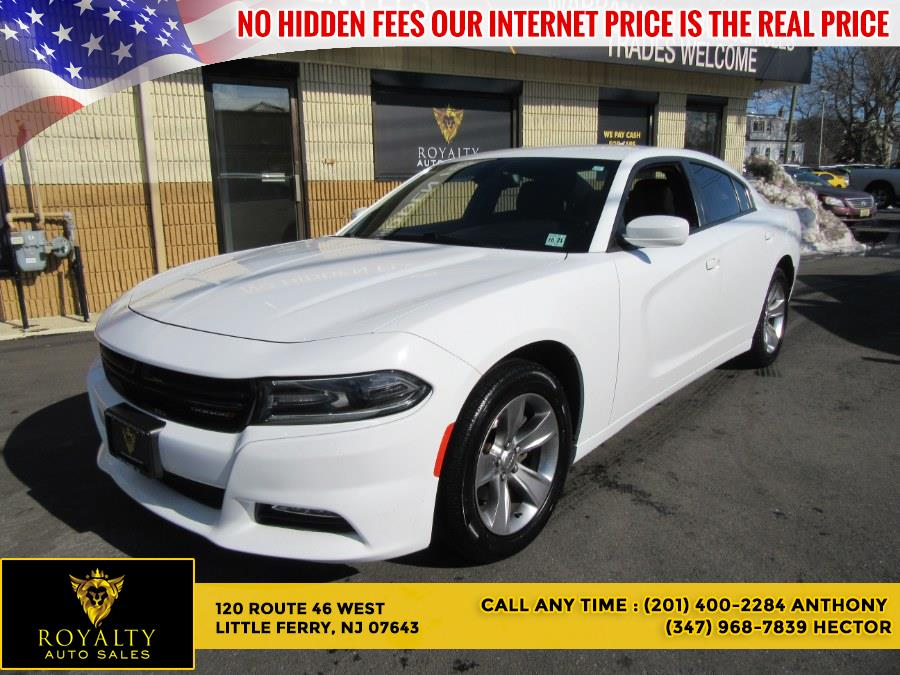 Used 2016 Dodge Charger in Little Ferry, New Jersey | Royalty Auto Sales. Little Ferry, New Jersey