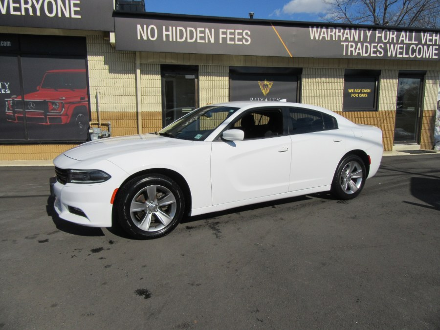 Used Dodge Charger 4dr Sdn SXT 2016 | Royalty Auto Sales. Little Ferry, New Jersey