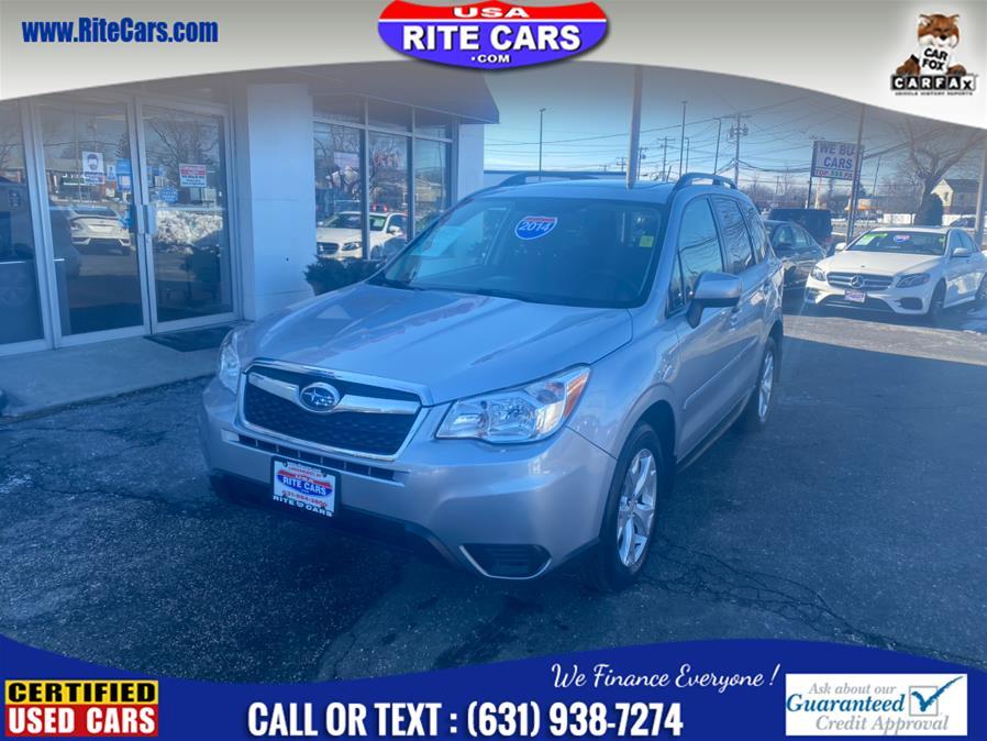 Used 2014 Subaru Forester in Lindenhurst, New York | Rite Cars, Inc. Lindenhurst, New York