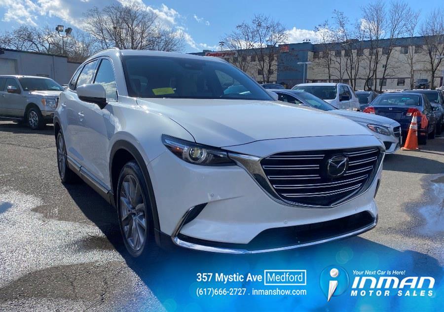 Used 2020 Mazda CX-9 in Medford, Massachusetts   Inman Motors Sales. Medford, Massachusetts