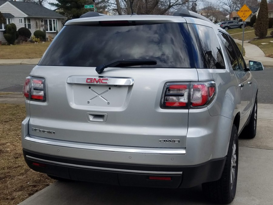 2015 GMC Acadia AWD SLT w/SLT-1, Leather,3rd Row Seat,Back Up Camera, available for sale in Queens, NY
