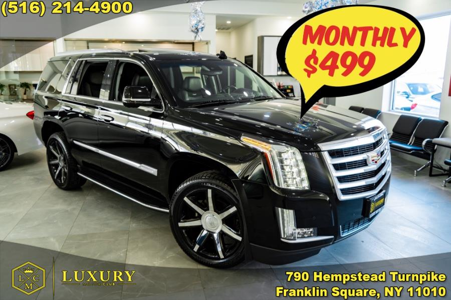 Used 2016 Cadillac Escalade in Franklin Square, New York   Luxury Motor Club. Franklin Square, New York