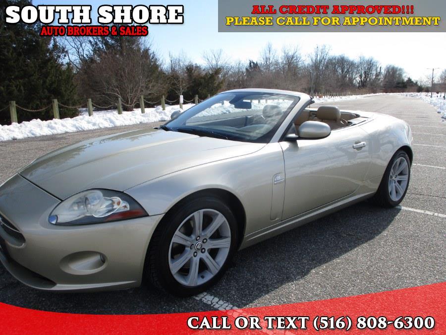 Used 2007 Jaguar XK in Massapequa, New York | South Shore Auto Brokers & Sales. Massapequa, New York