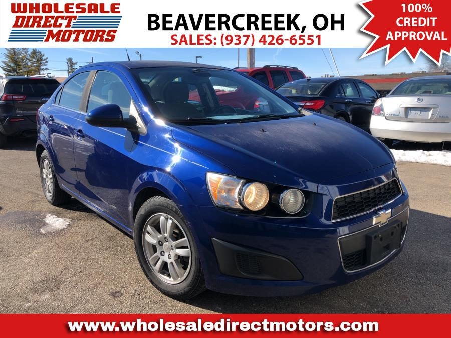 Used 2012 Chevrolet Sonic in Beavercreek, Ohio | Wholesale Direct Motors. Beavercreek, Ohio