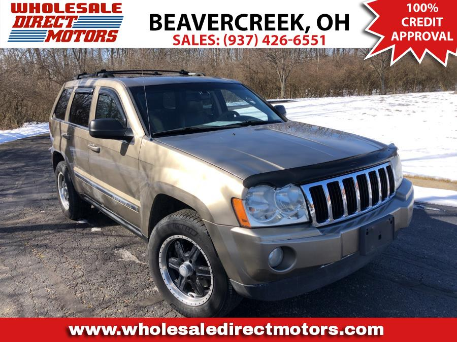Used 2006 Jeep Grand Cherokee in Beavercreek, Ohio   Wholesale Direct Motors. Beavercreek, Ohio
