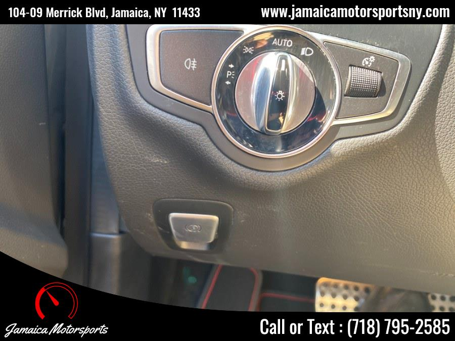 Used Mercedes-Benz C-Class 4dr Sdn C 450 AMG 4MATIC 2016 | Jamaica Motor Sports . Jamaica, New York