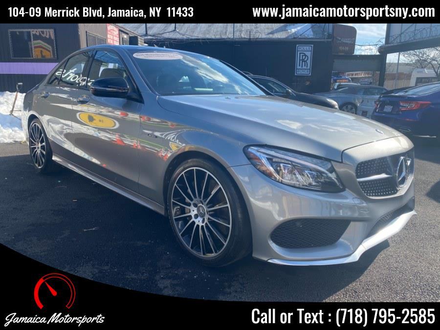 Used 2016 Mercedes-Benz C-Class in Jamaica, New York | Jamaica Motor Sports . Jamaica, New York