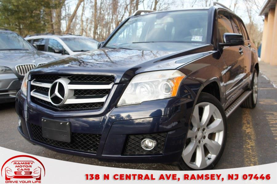 Used Mercedes-Benz GLK-Class 4MATIC 4dr GLK350 2010 | Ramsey Motor Cars Inc. Ramsey, New Jersey
