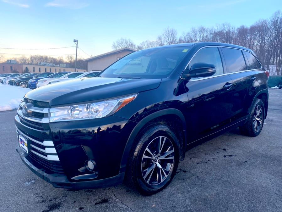 Used 2017 Toyota Highlander in Berlin, Connecticut | Tru Auto Mall. Berlin, Connecticut