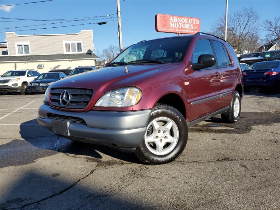 Used 1999 Mercedes-Benz M-Class in Springfield, Massachusetts | Absolute Motors Inc. Springfield, Massachusetts