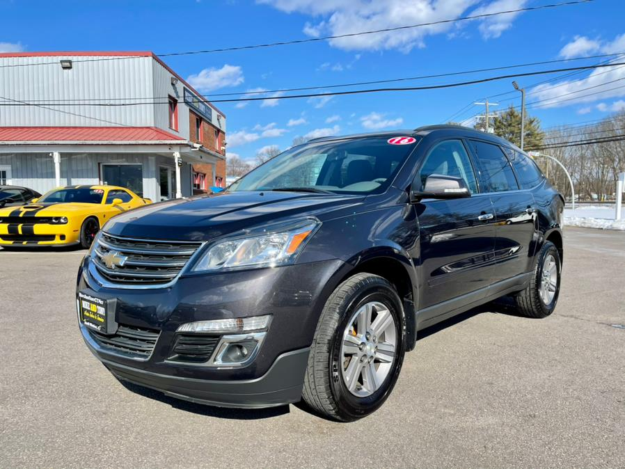 Used Chevrolet Traverse FWD 4dr LT w/1LT 2016 | Mike And Tony Auto Sales, Inc. South Windsor, Connecticut