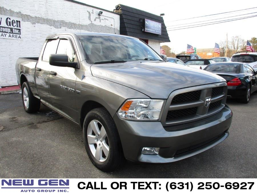 Used 2012 Ram 1500 in West Babylon, New York | New Gen Auto Group. West Babylon, New York