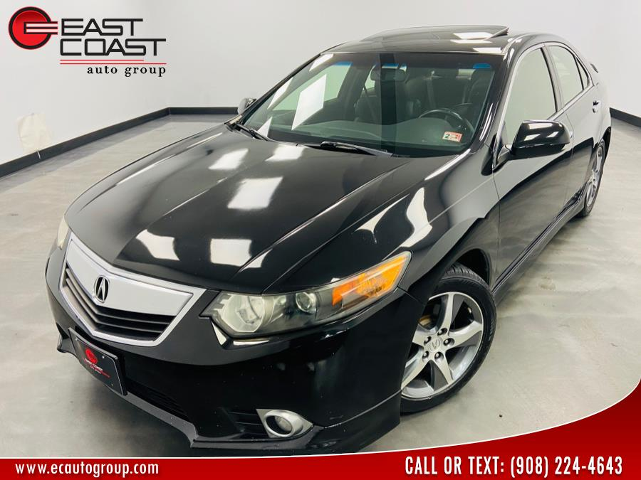 Used Acura TSX 4dr Sdn I4 Man Special Edition 2012 | East Coast Auto Group. Linden, New Jersey