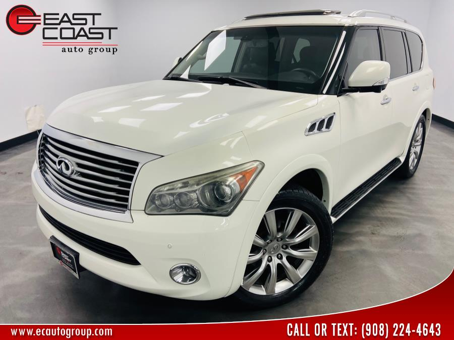 Used 2012 Infiniti QX56 in Linden, New Jersey | East Coast Auto Group. Linden, New Jersey