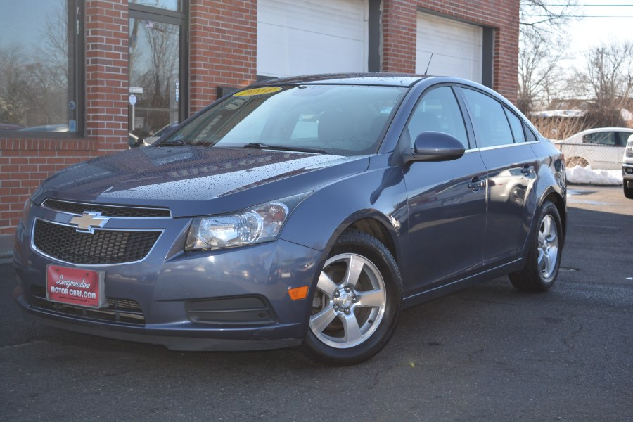 2014 Chevrolet Cruze 4dr Sdn Auto 1LT, available for sale in ENFIELD, CT