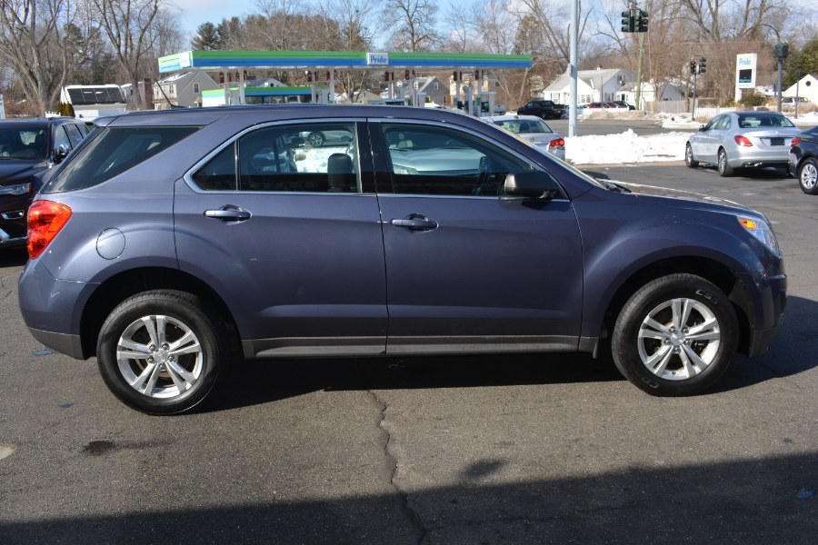 Used Chevrolet Equinox AWD 4dr LS 2014 | Longmeadow Motor Cars. ENFIELD, Connecticut