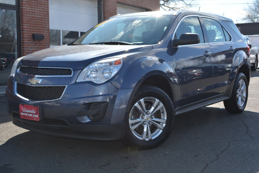 2014 Chevrolet Equinox AWD 4dr LS, available for sale in ENFIELD, CT