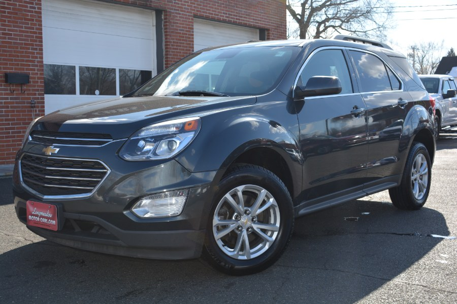 Used Chevrolet Equinox AWD 4dr LT w/1LT 2017 | Longmeadow Motor Cars. ENFIELD, Connecticut