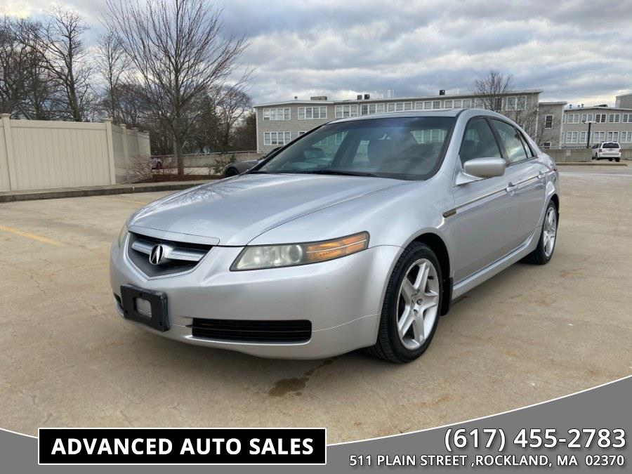 Used 2005 Acura TL in Rockland, Massachusetts | Advanced Auto Sales. Rockland, Massachusetts