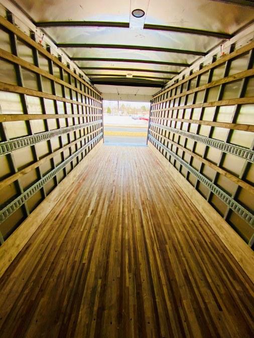 Used International 4300 BOX TRUCK 2016   Aladdin Truck Sales. Burlington, New Jersey