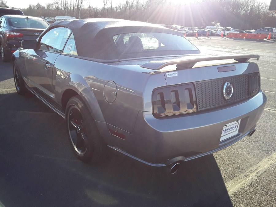 Used Ford Mustang 2dr Conv GT Deluxe 2006 | Rubber Bros Auto World. Brooklyn, New York