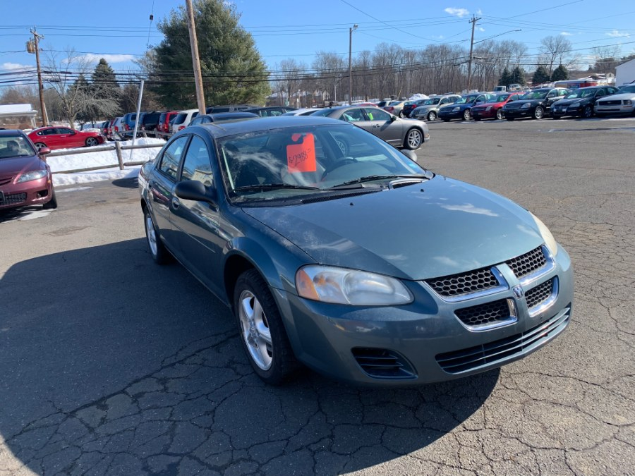 Used Dodge Stratus Sdn 4dr SXT 2005 | CT Car Co LLC. East Windsor, Connecticut