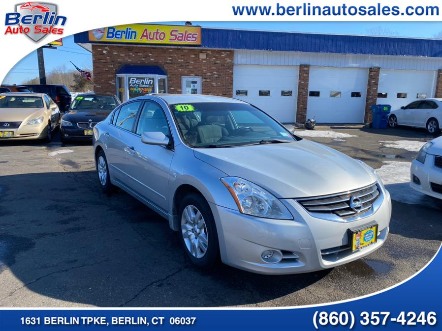 Used 2010 Nissan Altima in Berlin, Connecticut | Berlin Auto Sales LLC. Berlin, Connecticut