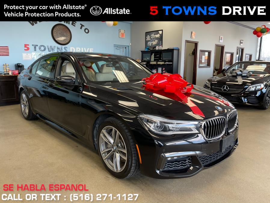 Used BMW 7 Series M/SPORT 750i xDrive Sedan 2019 | 5 Towns Drive. Inwood, New York