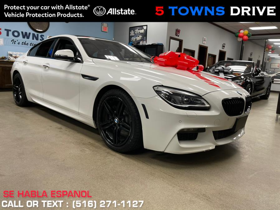 Used BMW 6 Series M/SPORT 640i xDrive Gran Coupe 2017 | 5 Towns Drive. Inwood, New York