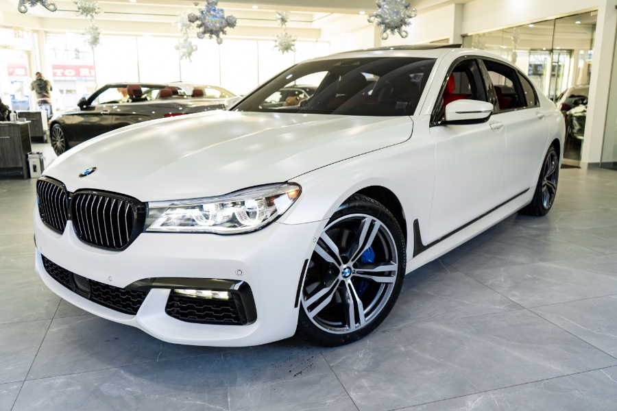 Used BMW 7 Series 750i xDrive Sedan 2018 | C Rich Cars. Franklin Square, New York
