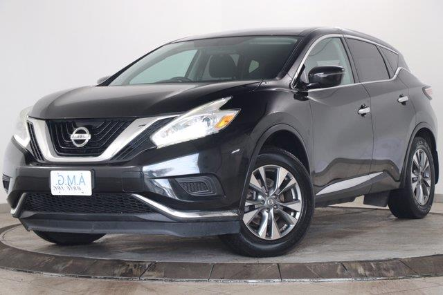 The 2016 Nissan Murano S photos