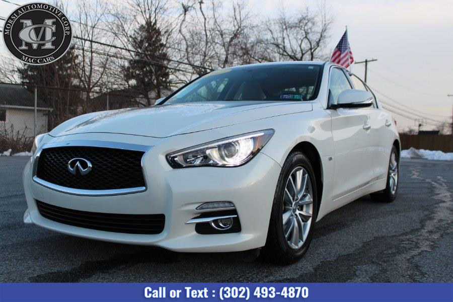 Used INFINITI Q50 3.0t Premium AWD 2017 | Morsi Automotive Corp. New Castle, Delaware