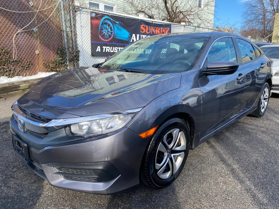Used Honda Civic Sedan LX CVT 2018 | Sunrise Autoland. Jamaica, New York