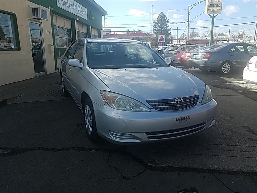 Used Toyota Camry 4dr Sdn LE Auto (Natl) 2003 | Chadrad Motors llc. West Hartford, Connecticut